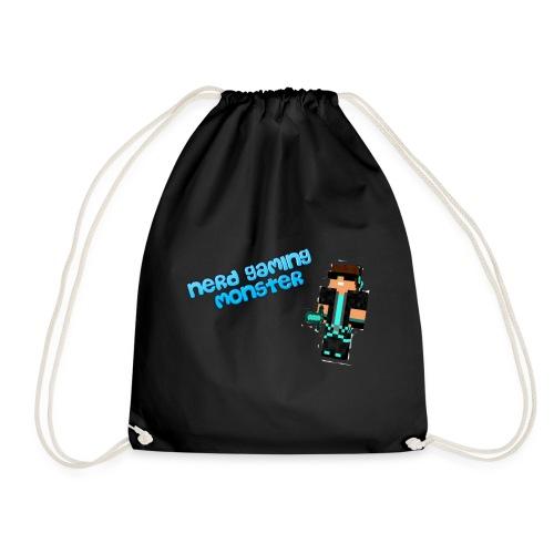 Nerd back pack - Drawstring Bag