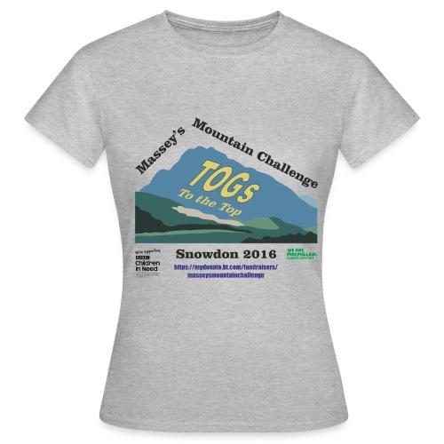 Ladies' T-Shirt - Women's T-Shirt
