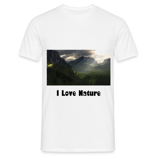 The Nature T-Shirt - T-shirt Homme