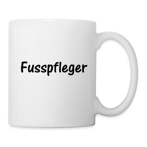 Fusspfleger - Tasse