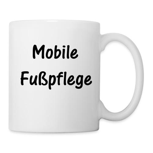 Mobile Fußpflege - Tasse