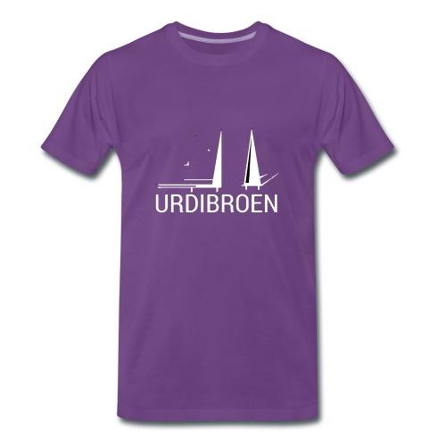 Premium T-skjorte for menn - Premium T-skjorte for menn