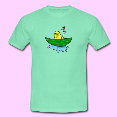 Waterlemon for Men - Men's T-Shirt