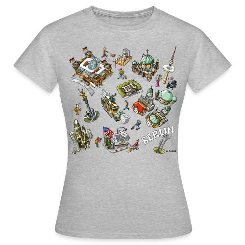 Berlin-Design - Frauen T-Shirt