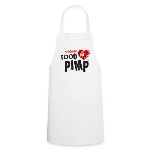 Join the team of Vegan Food Pimp kitchen users!  - Cooking Apron