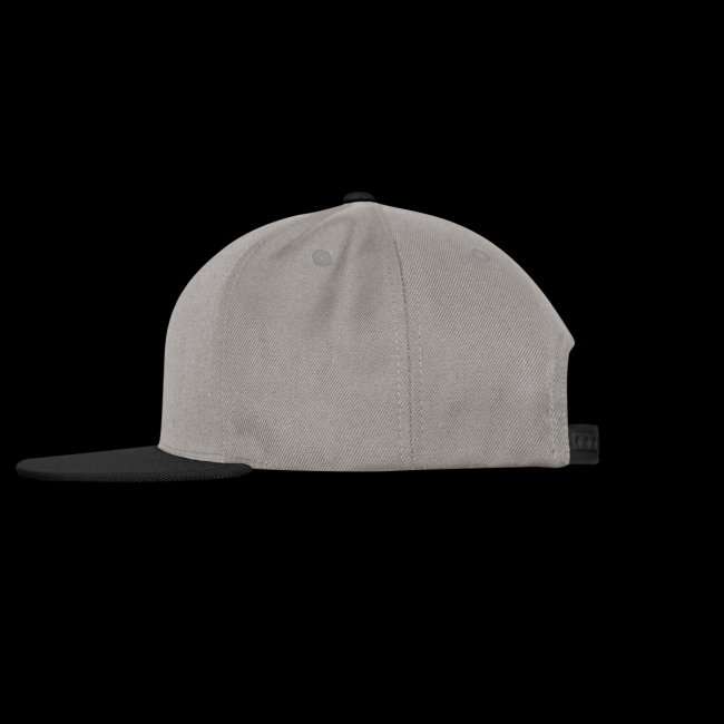 UmL Gaming SnapBack White Text