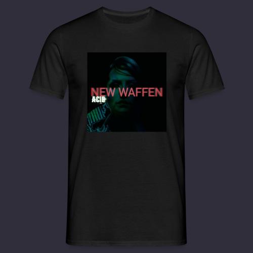 NEW WAFFEN - ACID - Männer T-Shirt