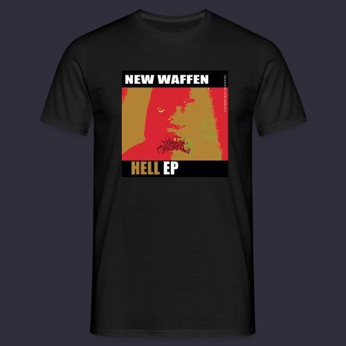 NEW WAFFEN - HELL - Männer T-Shirt