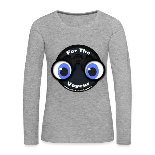 FTV Women's Premium Longsleeve Shirt - Women's Premium Longsleeve Shirt
