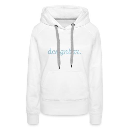 designbar.HOODY - Frauen Premium Hoodie