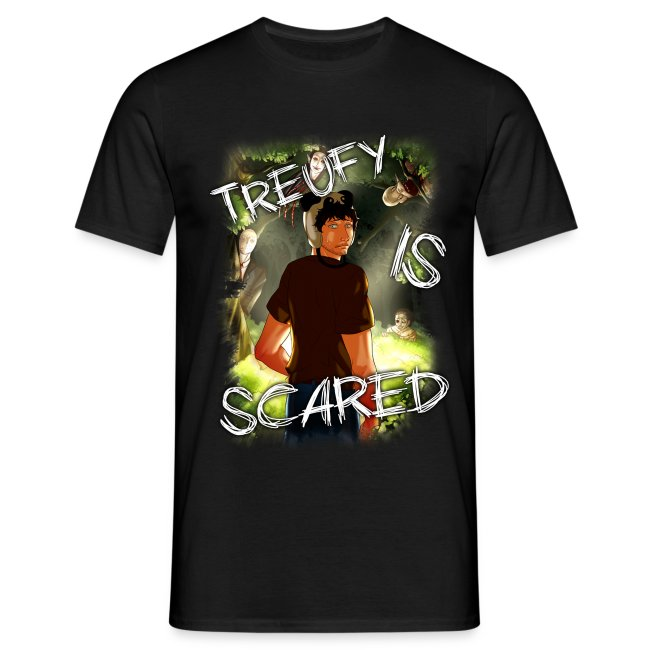 Treufy Is Scared©  ⇨ ♂
