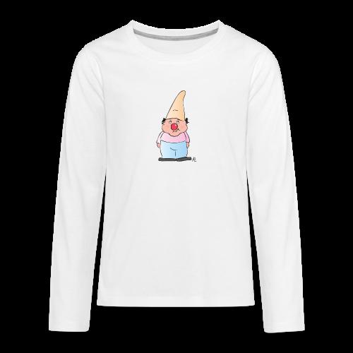 Heinzelmann - Teenager Premium Langarmshirt