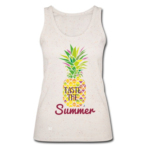 Taste the summer - Frauen Bio Tank Top von Stanley & Stella