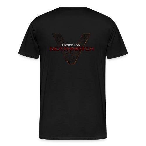 Hygge-LAN 16' Basic T-Shirt - Herre premium T-shirt