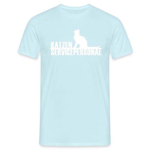 Katzen - Männer T-Shirt
