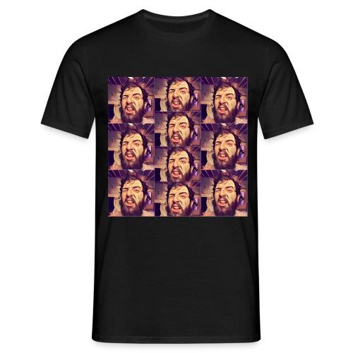 so much Faces - Männer T-Shirt