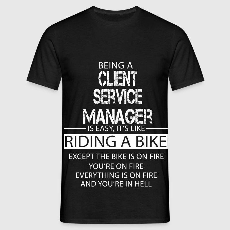 Client Services manager cover Letter