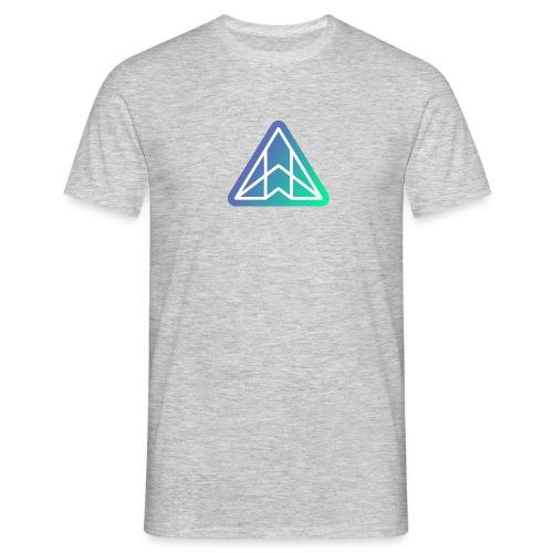 Logo - grey - Men's T-Shirt