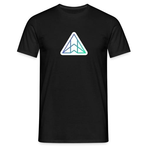 Logo - black - Men's T-Shirt