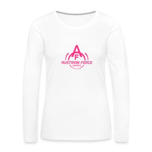 Girls Longsleeve light - Frauen Premium Langarmshirt