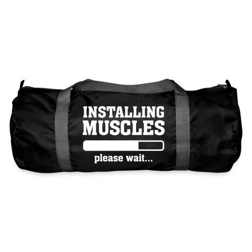 istalaition - Duffel Bag