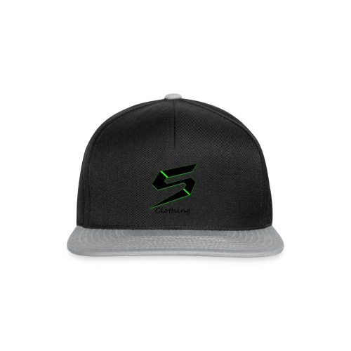 SmileZ Clothing Flat Cap - Snapback Cap
