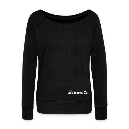 Horizon.co Boat Neck Long Sleeve Top - Women's Boat Neck Long Sleeve Top