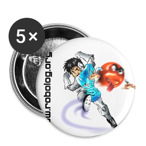 Tsubasa-Button - Buttons groß 56 mm