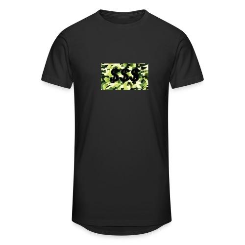 Camouflage Shirt, Herren - Männer Urban Longshirt