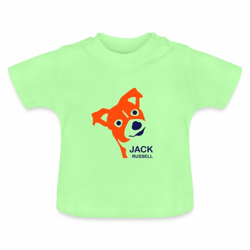 Jack Russell - Baby T-Shirt - Baby T-Shirt