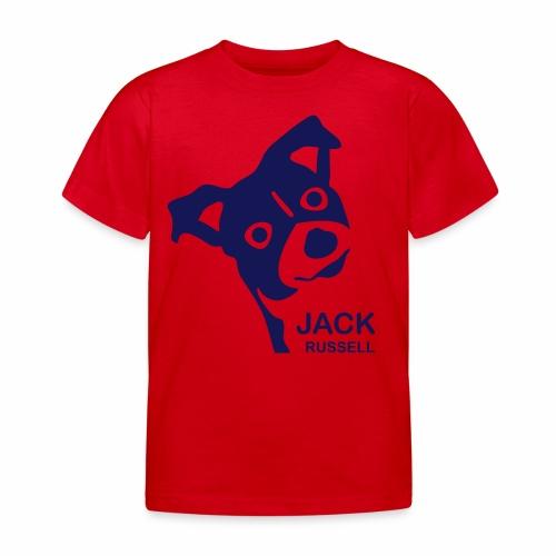 Jack Russell - Kinder T-Shirt - Kinder T-Shirt
