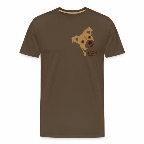 Jack Russell - Herren Premium T-Shirt - Männer Premium T-Shirt