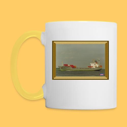 Ruhland - Tasse zweifarbig