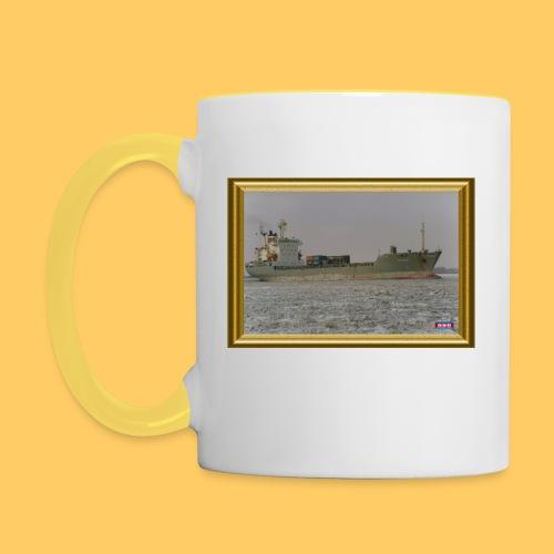 Ruhland (2) - Tasse zweifarbig