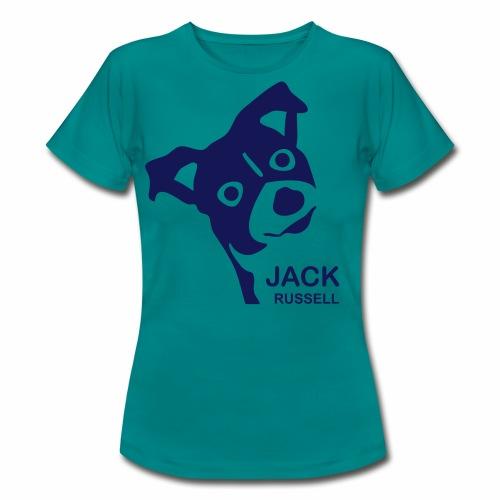 Jack Russell - Damen T-Shirt - Frauen T-Shirt