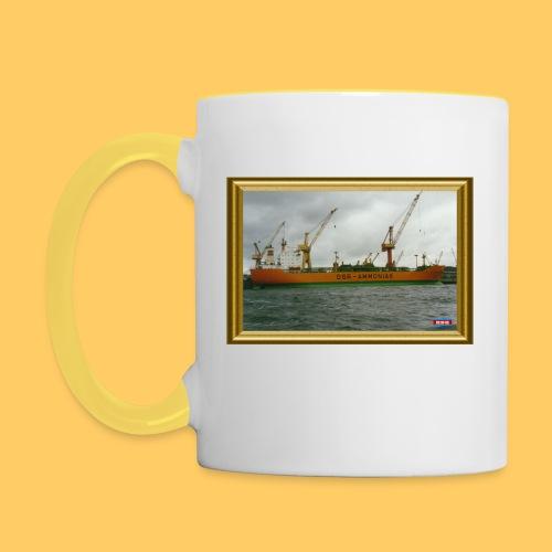 Bussewitz (2) - Tasse zweifarbig