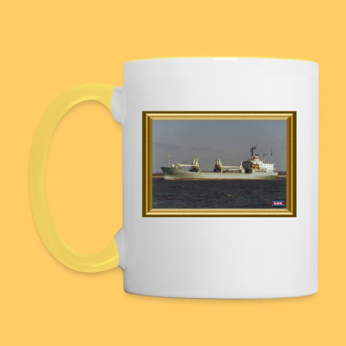 Werbellinsee - Tasse zweifarbig