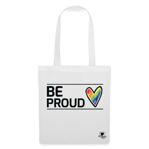 Be Proud! - Tote Bag - Tote Bag