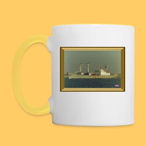 Wismar - Tasse zweifarbig