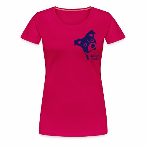 Jack Russell - Damen Premium T-Shirt - Frauen Premium T-Shirt