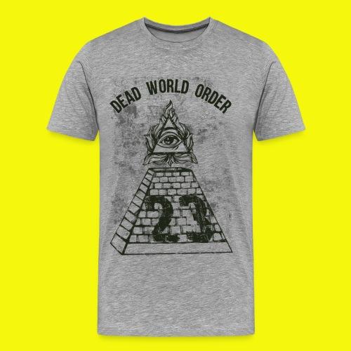 Dead World Order - Männer Premium T-Shirt