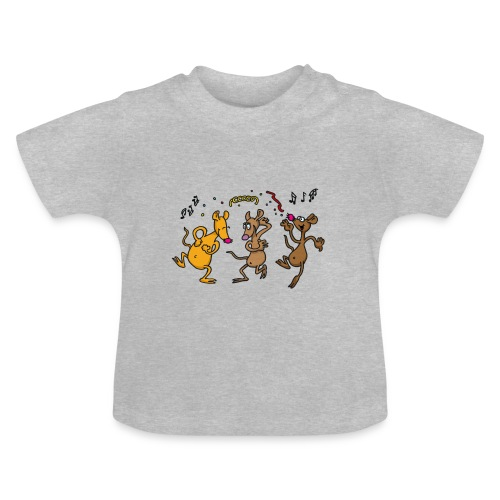 Partytime - Baby T-Shirt
