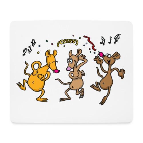 Partytime - Mousepad (Querformat)
