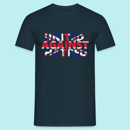United Against Hatred - Men's T-Shirt