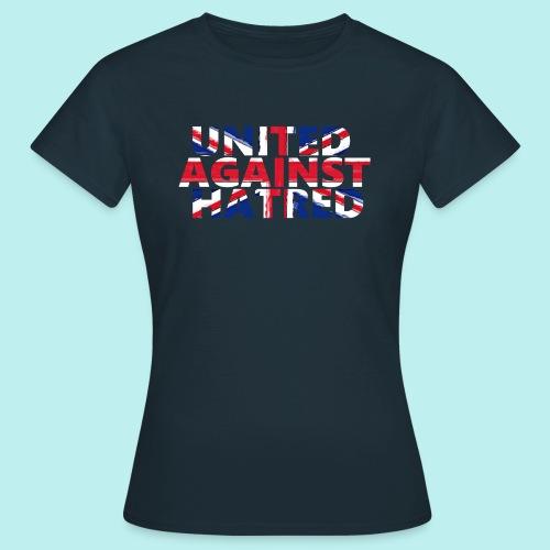 United Against Hatred - Women's T-Shirt