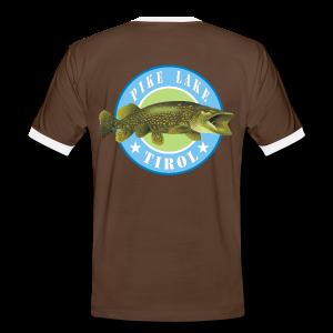 Mike's Pike - Männer Kontrast-T-Shirt