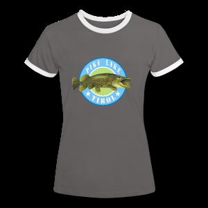 Anettes Hechte - Frauen Kontrast-T-Shirt