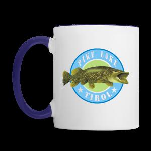 Pike Cup - Tasse zweifarbig