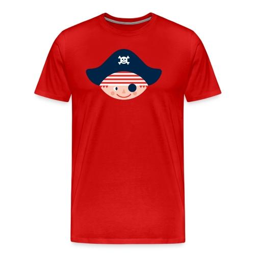 Normal geschnittenes T-Shirt für große stadtpiraten - Männer Premium T-Shirt