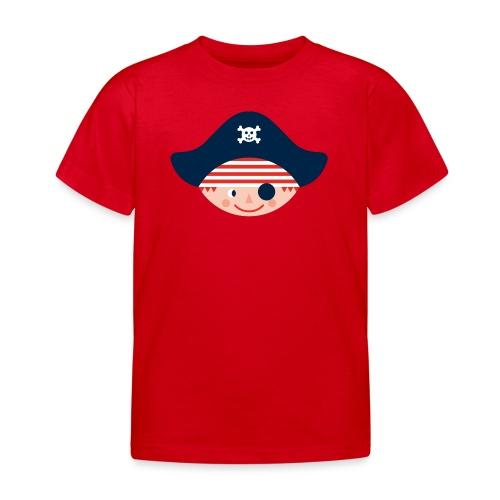 T-Shirt für kleine stadtpiraten und kleine stadtpiratinnen - Kinder T-Shirt